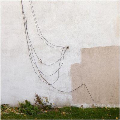 Chris Shepherd, 'Wire Wall - Danforth West of Pape, Toronto', 2014