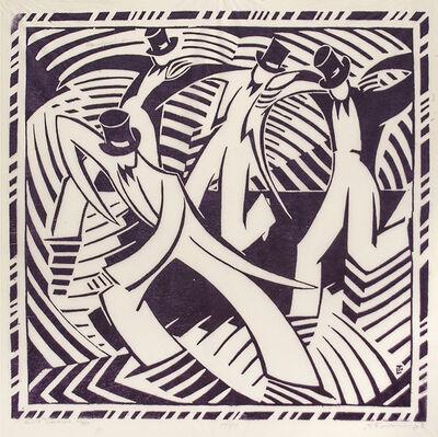 Lill Tschudi, 'Stepdancing', 1937