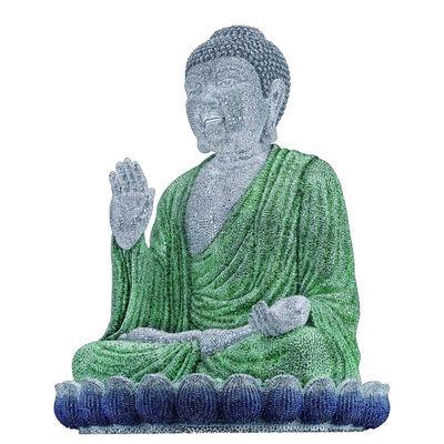 Dan Life, 'Large Buddha', 2014