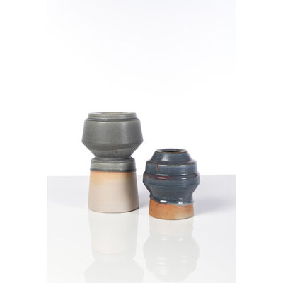 Martin Schlotz, 'Pair of vases', 2006