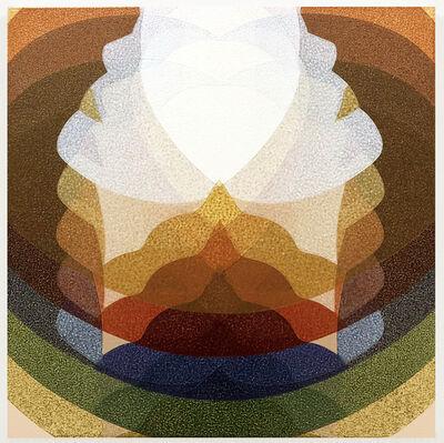 Marina Kappos, 'Frequency Study (Rainbow) ', 2021