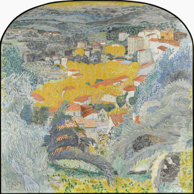 Pierre Bonnard, 'Vue du Cannet (View of Cannet)', 1927