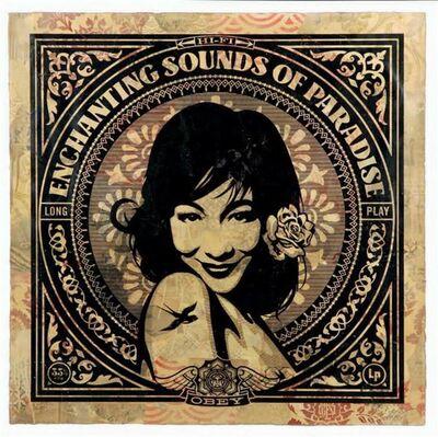 Shepard Fairey, 'Enchanting Sounds', 2011