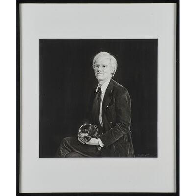 Milton H. Greene, 'Andy Warhol', 1974/2001
