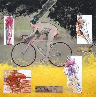 Otoni Gali Rosa, 'A Ciclista Agosto 18'