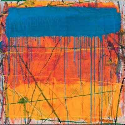 Tan Ping, '向罗斯科致敬', 2015