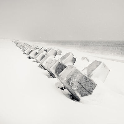 Josef Hoflehner, 'Okhotsk Breakers II, Japan', 2009