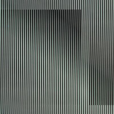 Carlos Cruz-Diez, 'Couleur Additive Gris Cuatro', 2017