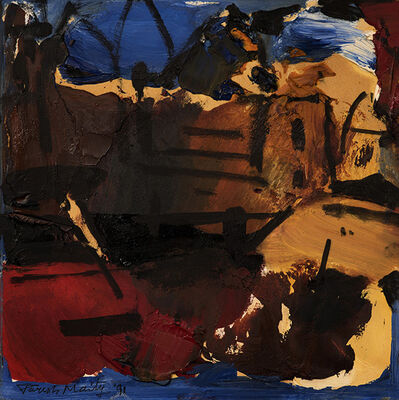 Paresh Maity, 'Untitled', 1991
