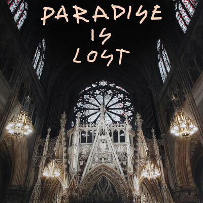 "Alejandro Monge, '""Paradise is lost""', 2020"