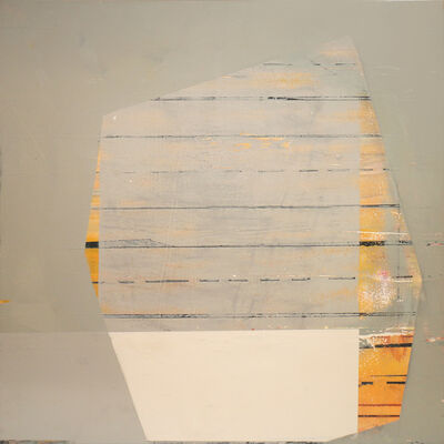 Joseph Ostraff, '28 Layers of Imperfection #9', 2016