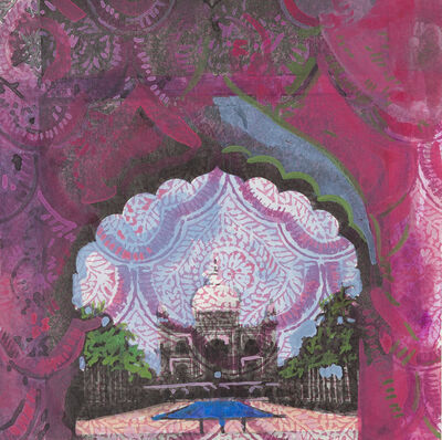 Lee Essex Doyle, 'Pink Taj', 2018
