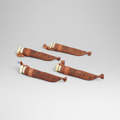 Kauko Raatiniemi, 'knives, set of four'