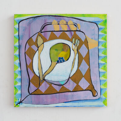 Catherine Haggarty, 'Matisse's Meal', 2016