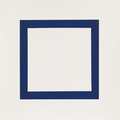 Steven Aalders, 'Place (Dark Blue)', 2013