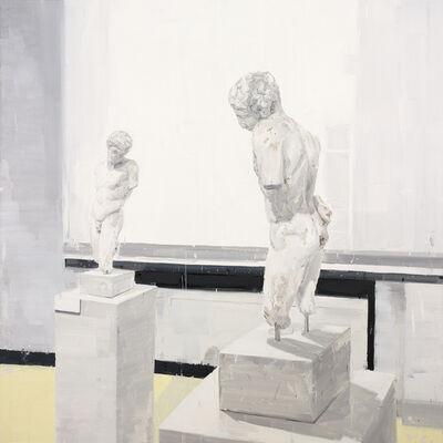 Wang Yingying 汪莺莺, '博物館日記 1', 2016