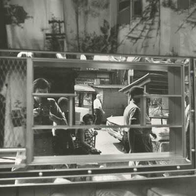 Vivian Maier, 'Self-portrait, Halsted Street, Chicago, August 25', August 25. 1961