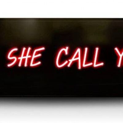 David Drebin, 'Did She Call You Yet?'