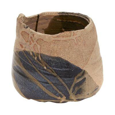 Peter Voulkos, 'Stoneware Vase', 1971