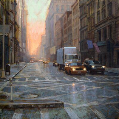 Paul Schulenburg, 'Soho Morning'