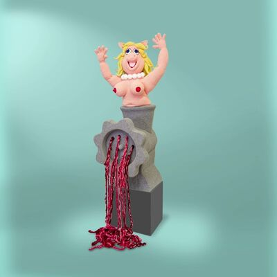 Patricia Waller, 'Miss Piggy', 2008