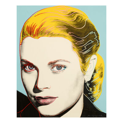 Andy Warhol, 'Grace Kelly (FS II.305)', 1984