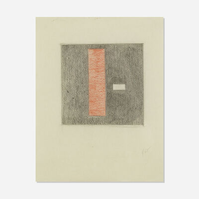 Burgoyne Diller, 'Untitled (First Theme)', 1965