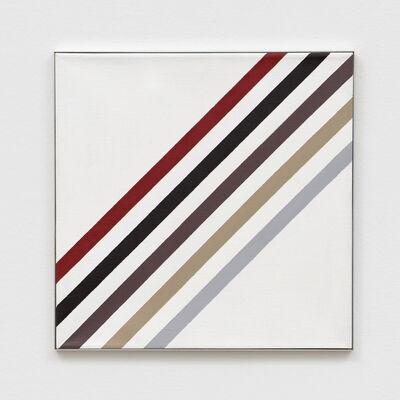 Winfred Gaul, 'Markierungen XIII', 1972