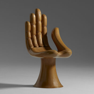 Pedro Friedeberg, 'Hand chair', c. 1965