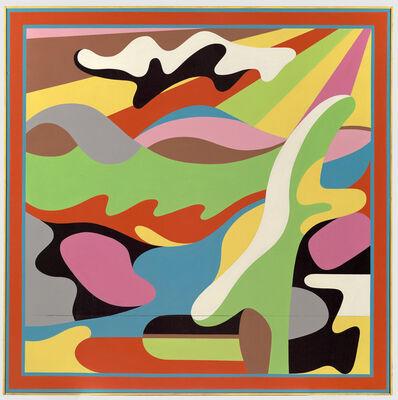 Ron Martin, 'Canada in Landscape', 1967