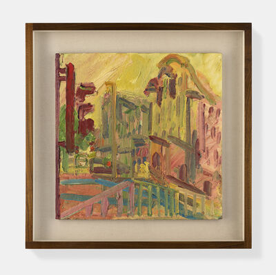 Frank Auerbach, ''Koko' Mornington Crescent', 2006