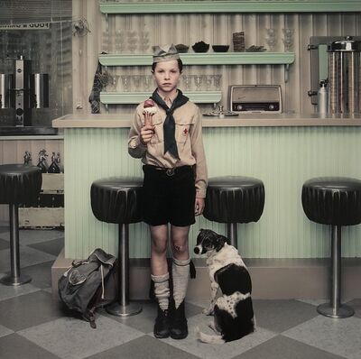Erwin Olaf, 'The Ice Cream Parlor', 2004