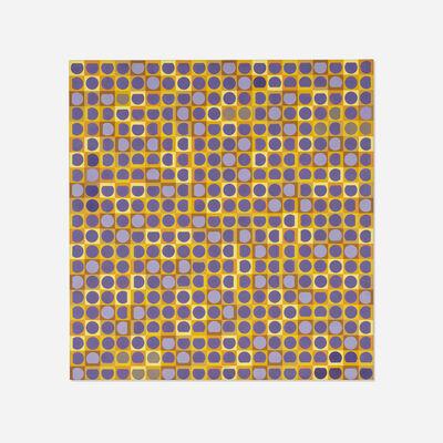 Victor Vasarely, 'Haynal', 1964