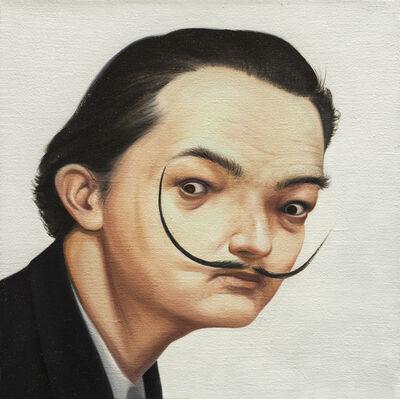Lin Hairong, 'Dali 1904-1989', 2017