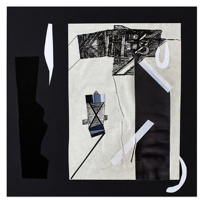 Gamaliel Herrera, 'Quaternity Series #95', 2014