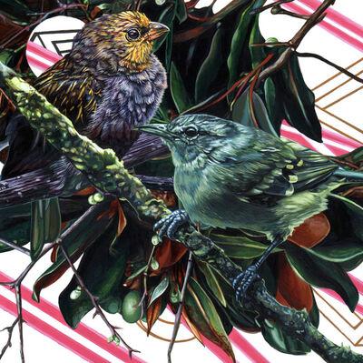 Juan Travieso, 'Endangered Birds #175', 2019