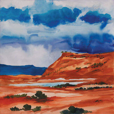 Elaine Holien, 'Ghost Ranch Encantado 7', 2013