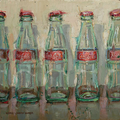 Dianne L. Massey Dunbar, 'Bottles and Shadows', 2015