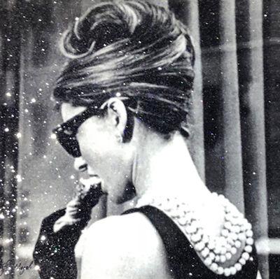 Kfir Moyal, 'Kfir Moyal, Classic Audrey Hepburn', 2019