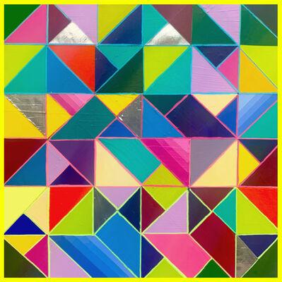 Edward Granger, 'Electric Rainbow', 2019-2020