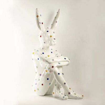 Gillie and Marc Schattner, 'Ruby Rabbit ', 2018