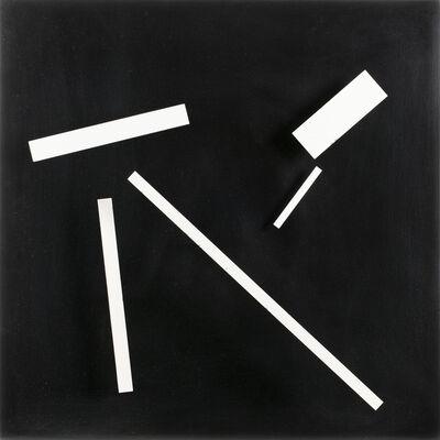 Jean Tinguely, 'Maschinenbild Haus Lange', 1960