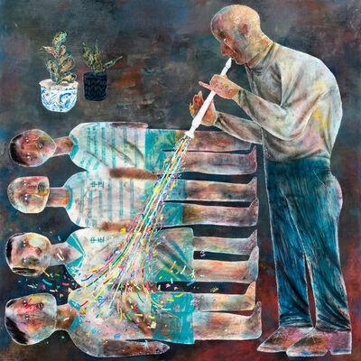 Lai Wei-Yu, 'Magic of Grandpa', 2018