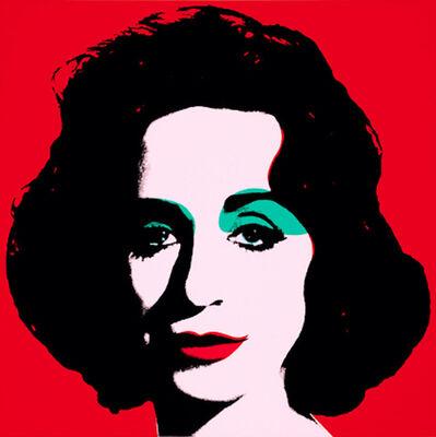 Deborah Kass, 'Deborah Kass, Red Deb', 2012