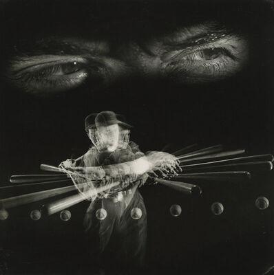 Gjon Mili, 'Baseball Batter', ca. 1940
