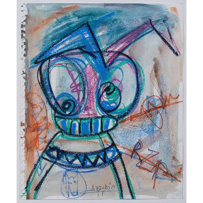 Aboudia Abdoulaye Diarrassouba, 'Untitled', 2018