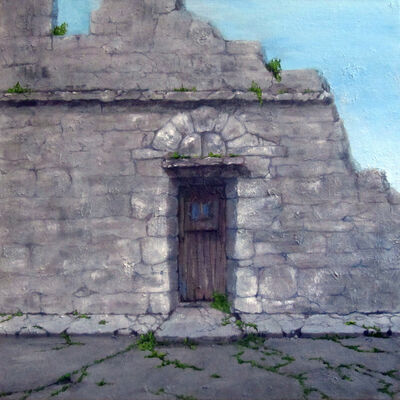 Lynn Christine Kelly, 'the doorway remains'