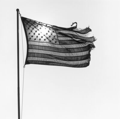 Robert Mapplethorpe, 'American Flag', 1977