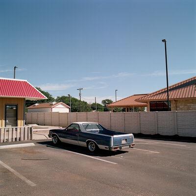Allison V. Smith, 'El Camino. July 2016. Levelland, Texas', 2016