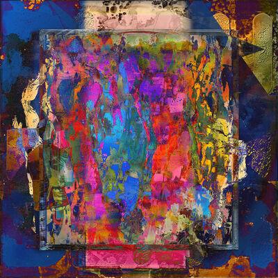 Jens Christian Wittig, 'Framed Color World I', 2019